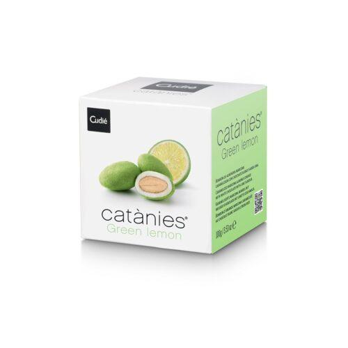 Cudié Catànies - catanies green lemon 100gr