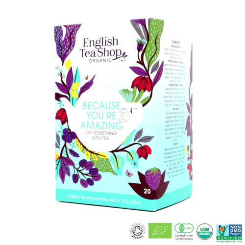 English Tea Shop because you're amazing