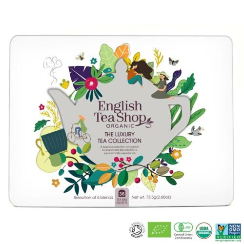 English Tea Shop cadeaublik luxury collection