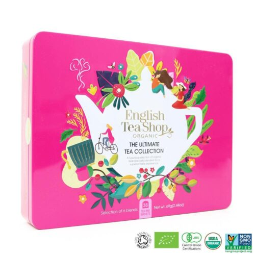 English Tea Shop cadeaublik ultimate tea collection 6 smaken