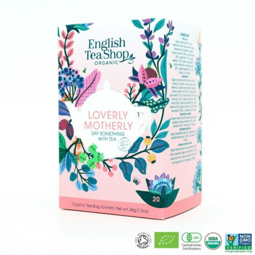 English Tea Shop - loverly motherly