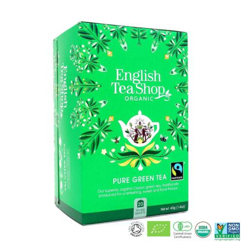 English Tea Shop - pure green tea