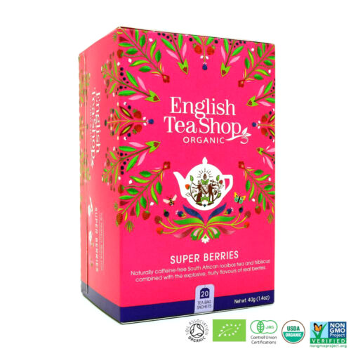 English Tea Shop - super berries