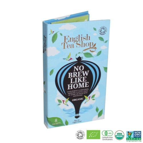 English Tea Shop - traveller pack for men 8 smaken
