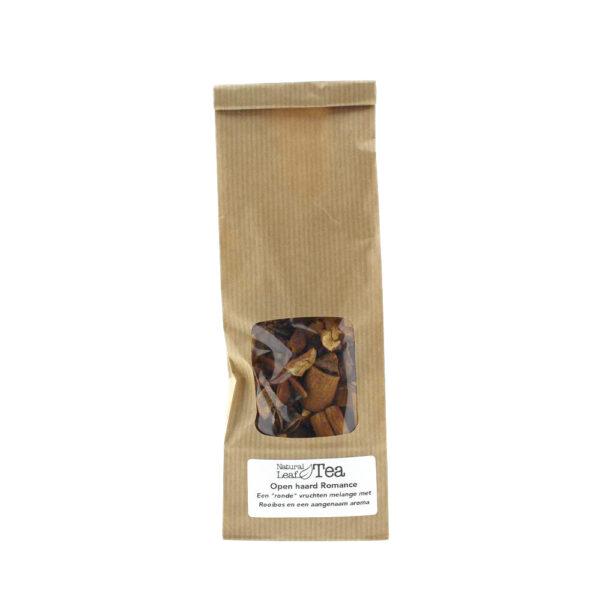 Natural Leaf Tea Openhaard Romance 90 gr