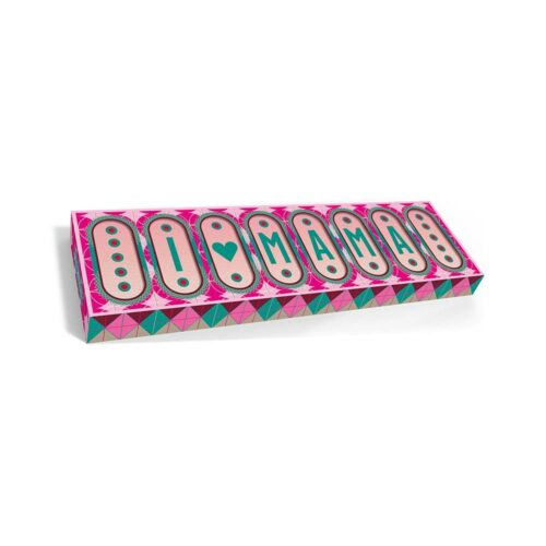 Snor - I love mama wonderbar melkchocolade 200 gram