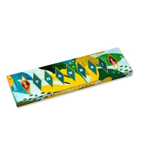 Snor - Thanks summerbreeze melkchocolade 200 gram