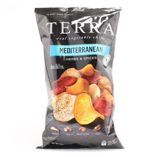 Terra chips - mediterranean 110gr