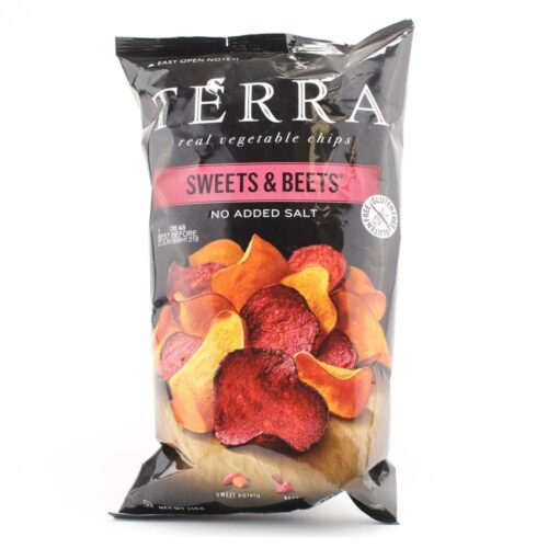 Terra chips – sweet and beets 110gr