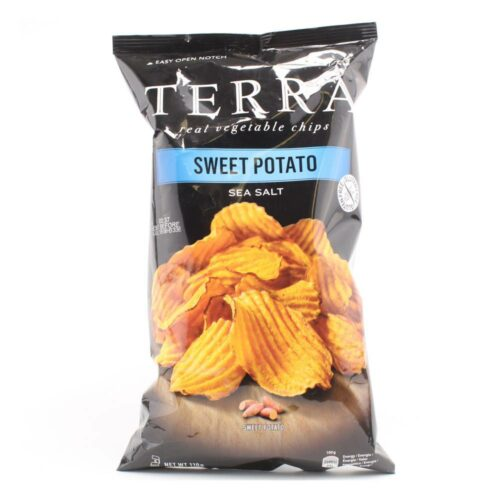 Terra chips - sweet potatoe 110gr