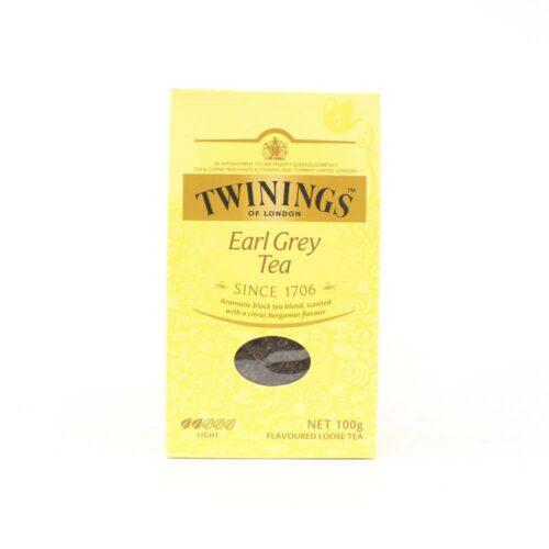 Twinings - earl grey 100gr