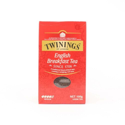 Twinings - english breakfast 100gr