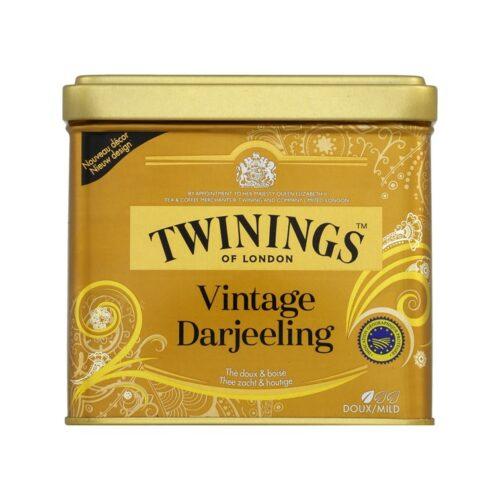 Twinings - vintage darjeeling 180gr