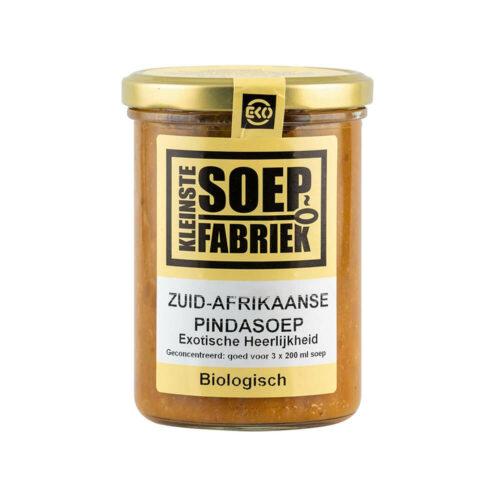 Kleinste soepfabriek - zuid-afrikaanse pindasoep 400 ml