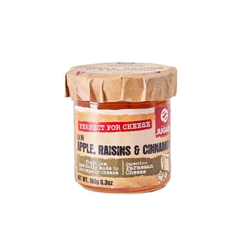 Quinta-de-Jugais Kaas-jam-appel-rozijn-en-kaneel-180gr