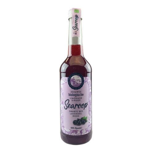 Searoop - zwarte bes lavendel tijm salie 500ml