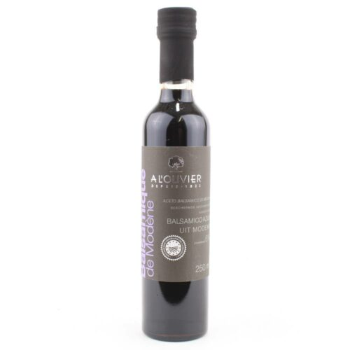 A l'Olivier - aceto balsamico 250 ml