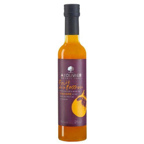 A l'Olivier - fruitpulpazijn passievrucht 250 ml