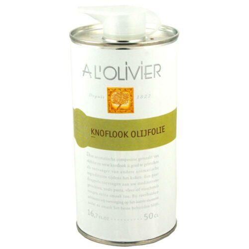 A l'Olivier - knoflookolie 500 ml