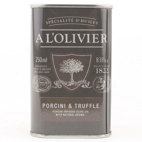 A l'Olivier - olijfolie extra vergine porcini & truffe 250 ml