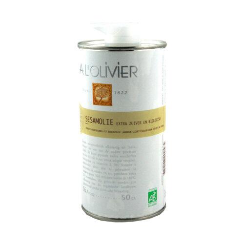 A l'Olivier - sesamolie 500 ml