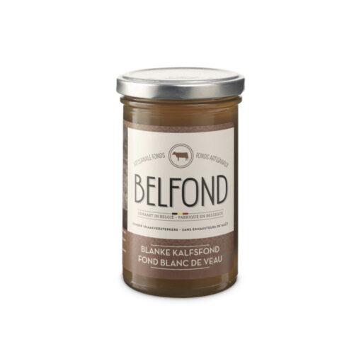 Belfond - blanke kalfsfond 240ml