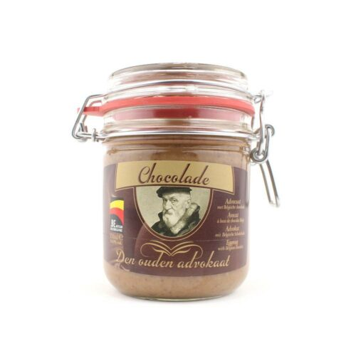 Den Ouden Advokaat - chocolade-advokaat weckpot 350 ml