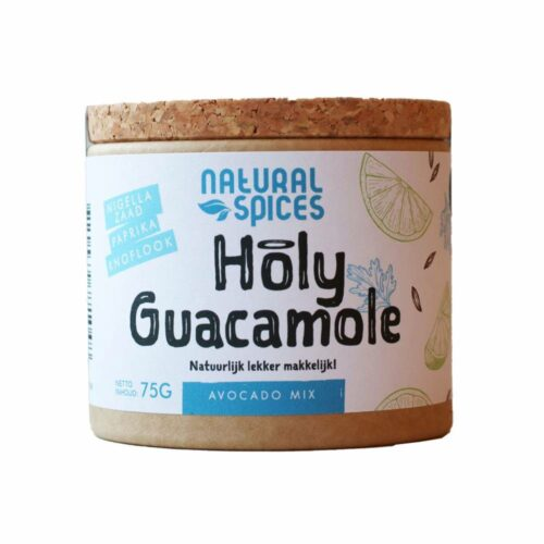 Natural Spices – holy guacamole 75 gram