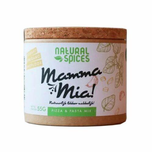 Natural Spices – mamma mia 55 gram,jpg