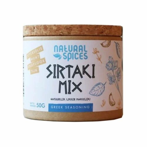 Natural Spices – sirtaki mix 50 gram