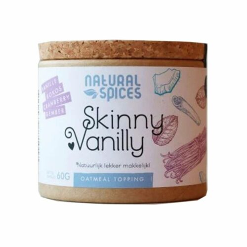 Natural Spices – skinny vanilly 50 gram