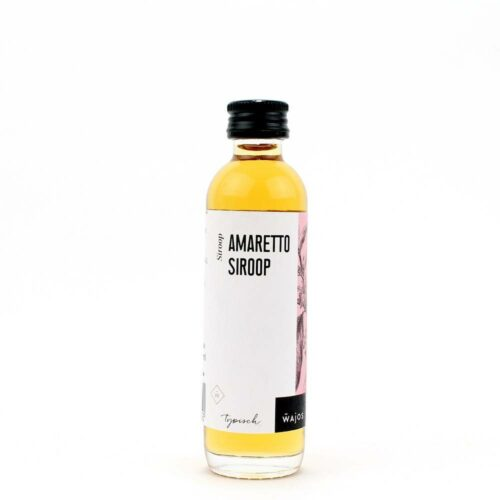 Wajos - Amarettosiroop 40ml