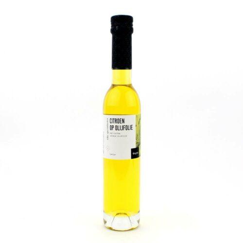 Wajos Olijfolie met citroen 250 ml