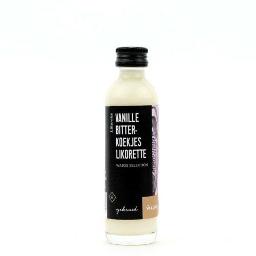 Wajos Vanille bitterkoekjeslikeur 40ml