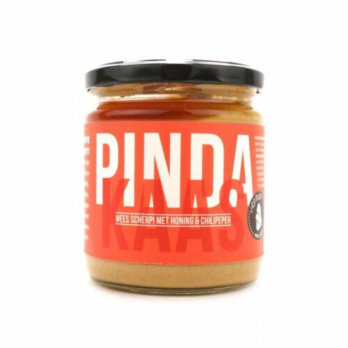 van Max - Pindakaas honing-chili 325gr