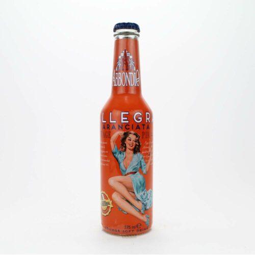 Abbondio Allegra Aranciata 275 ml