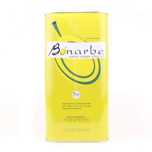 Bonarbe - Olijfolie arbequina 5 liter