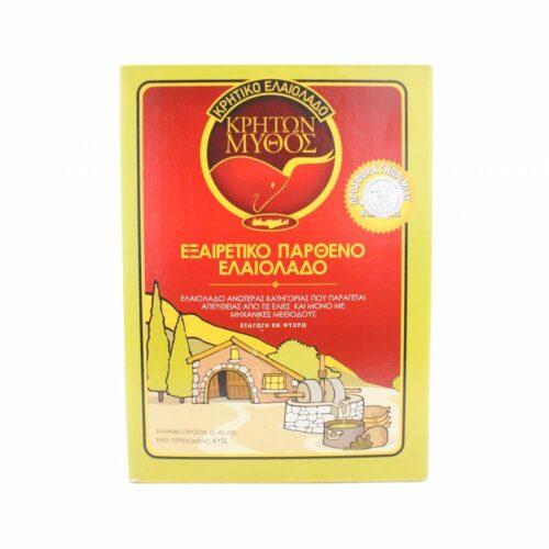 Cretan Mythos – Extra vergine olijfolie 5 liter