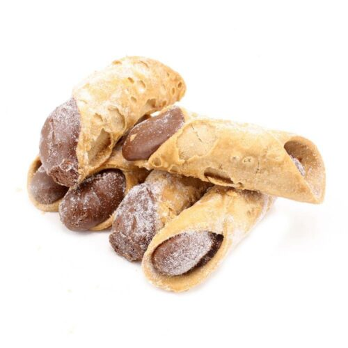 Dolciaria Cerasani cannoli hazelnoot 1500 gram