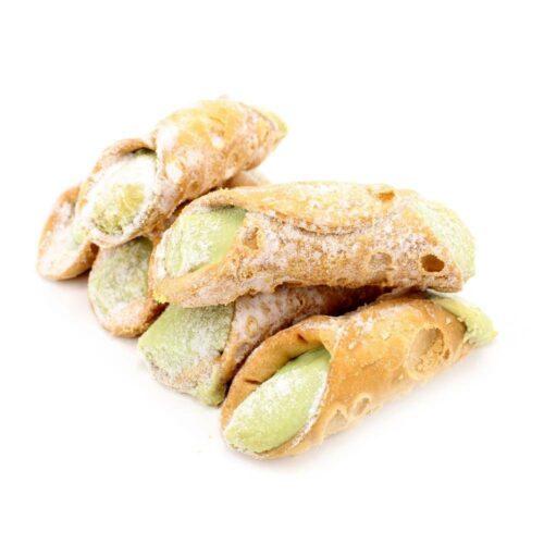 Dolciaria Cerasani cannoli pistache 1500 gram