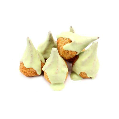 Dolciaria Cerasani vijgenkoekje groene choco 2000 gram