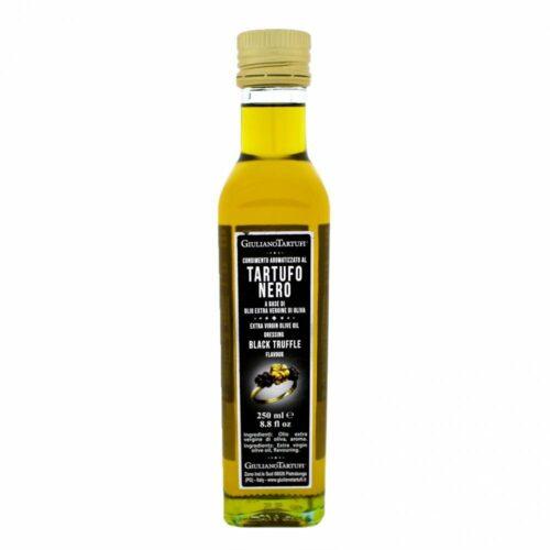Giuliano Tartufi - olijfolie met zwarte truffel 250 ml