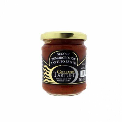 Giuliano Tartufi - tomatensaus met truffel 190 gr