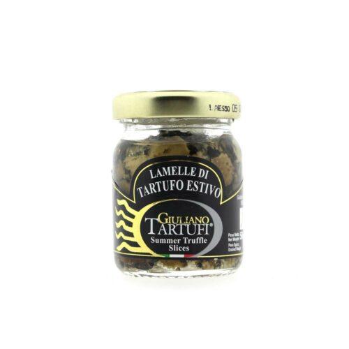 Giuliano Tartufi - truffelschijfjes op olie 30 gram