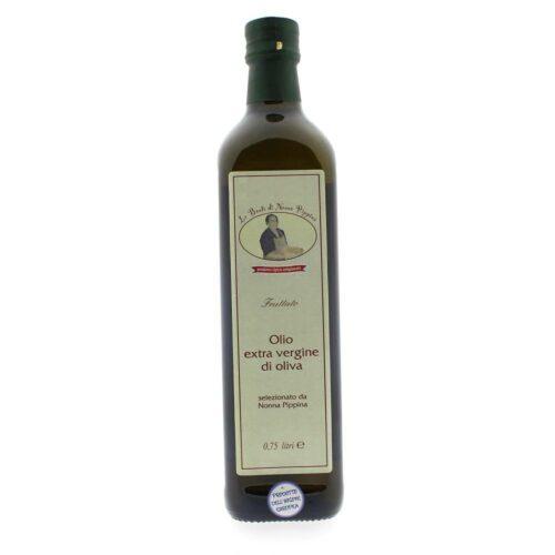 Le bontà di Nonna Pippina - olijfolie ev fruttato 750 ml