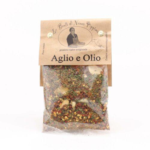 Le bontà di Nonna Pippina - pastakruiden aglio e olio 50 gram