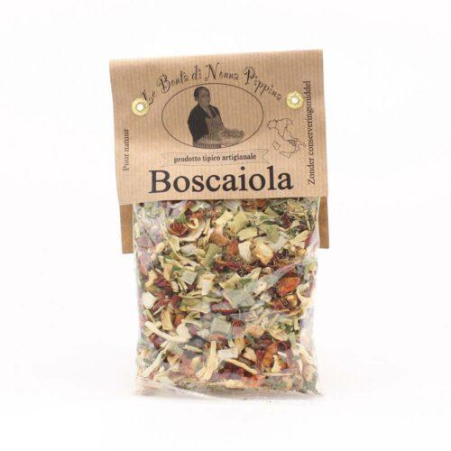 Le bontà di Nonna Pippina - pastakruiden boscaiola 50 gram