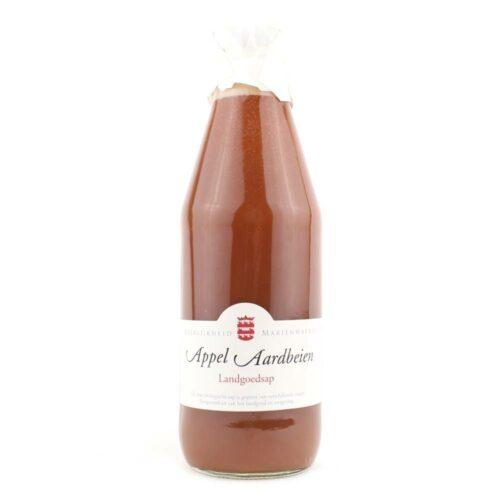Mariënwaerdt - appel aardbeiensap 750ml