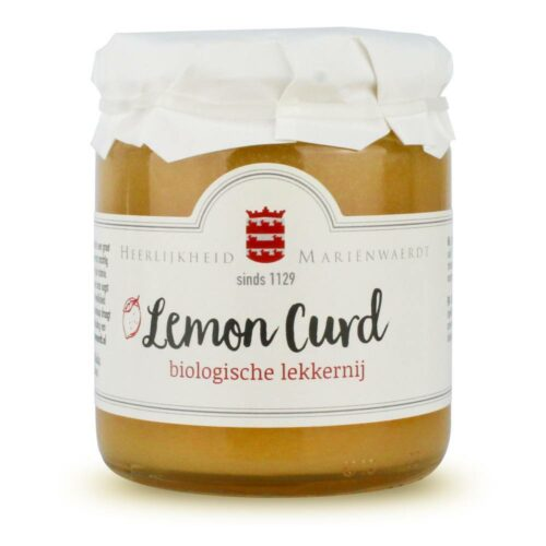Mariënwaerdt - lemon curd 270gr