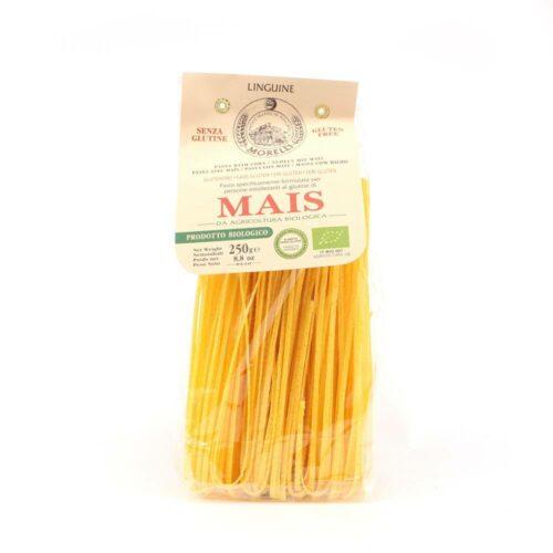 Morelli Pasta - linguine corn bio 250 gram